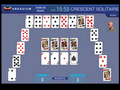 Crescent Solitaire play online