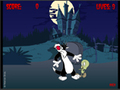 Attack of The Tweety Zombies play online
