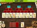 Scarab Solitaire play online