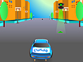 Orange Josh in Crazy Rides play online