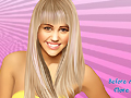 Miley Cyrus Make Over play online
