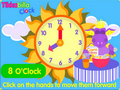Tikka Billa Clock play online